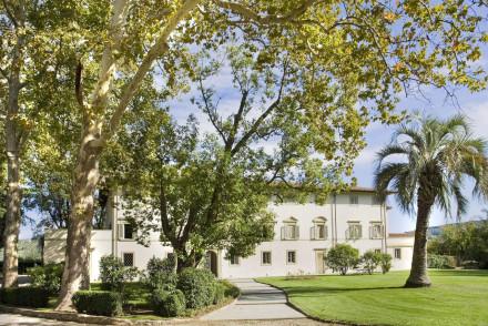 Villa Pitti Amerighi