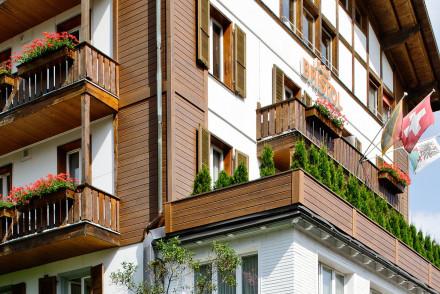 Hotel Bristol, Adelboden