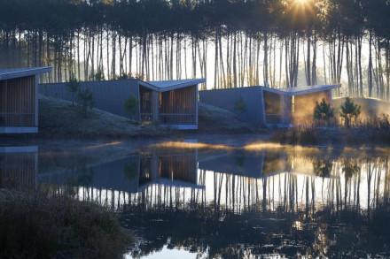 Les Echasses Eco-Lodge
