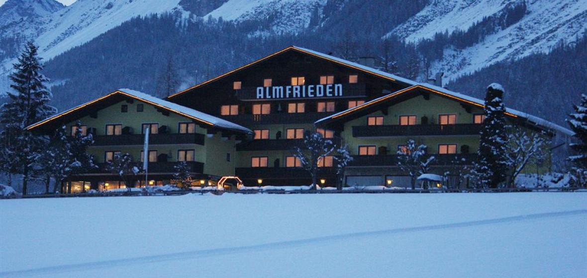 Photo of Hotel Almfrieden