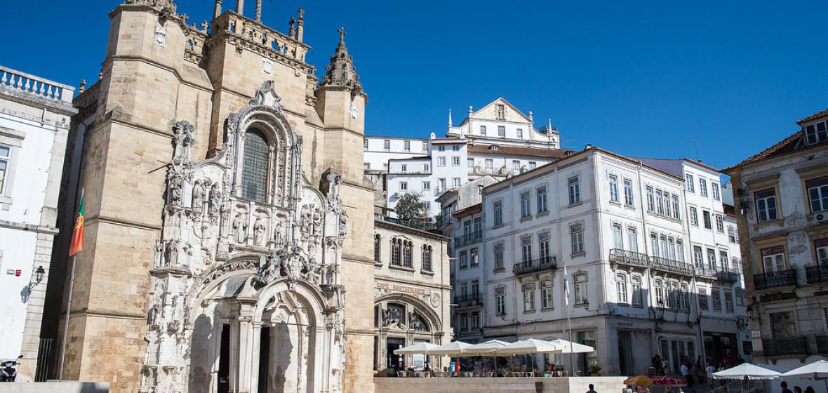 Photo of Coimbra