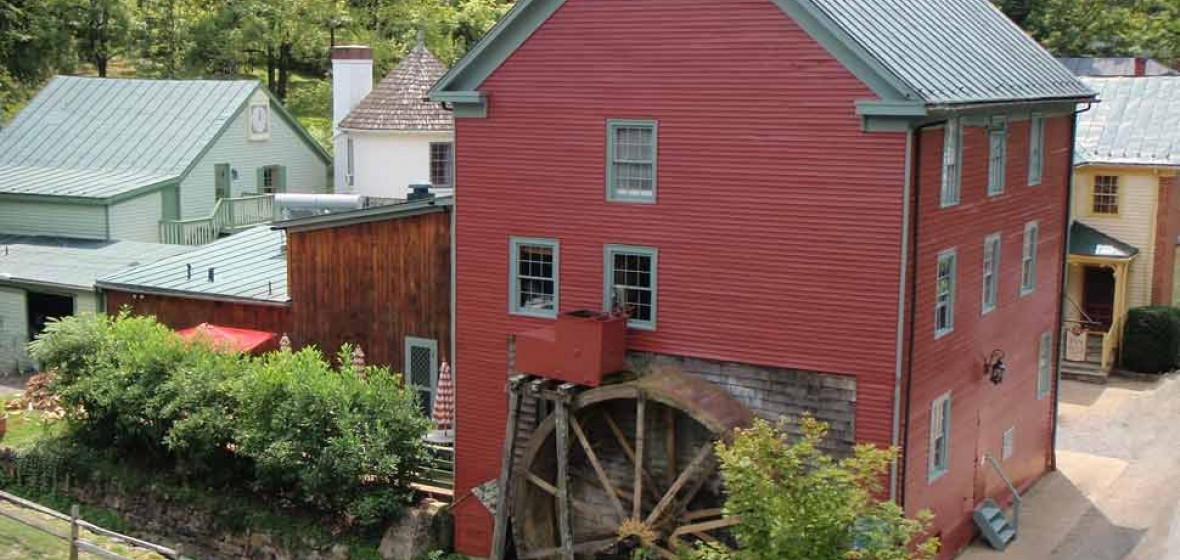 Photo of The Inn at Gristmill Square