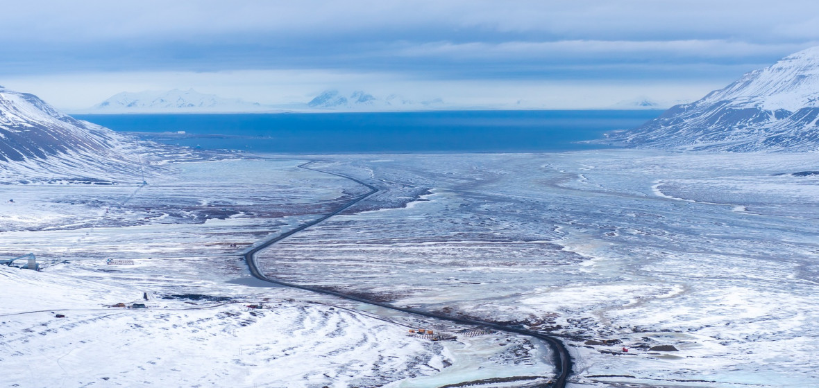 Photo of Svalbard