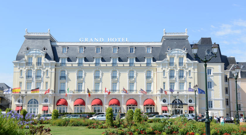 Photo of Le Grand Hotel, Cabourg