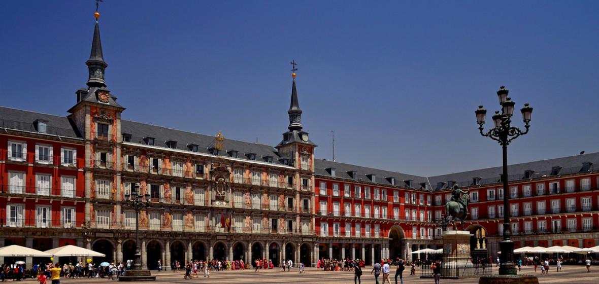 Best places to stay in madrid region spain the hotel guru - One shot hotels madrid ...