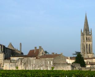 Photo of St Émilion
