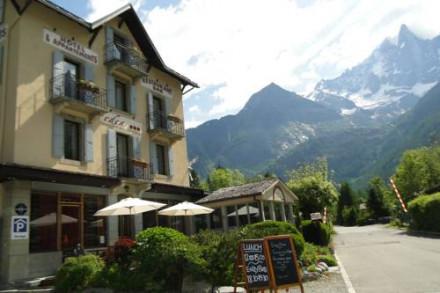 Hotel Eden, Chamonix