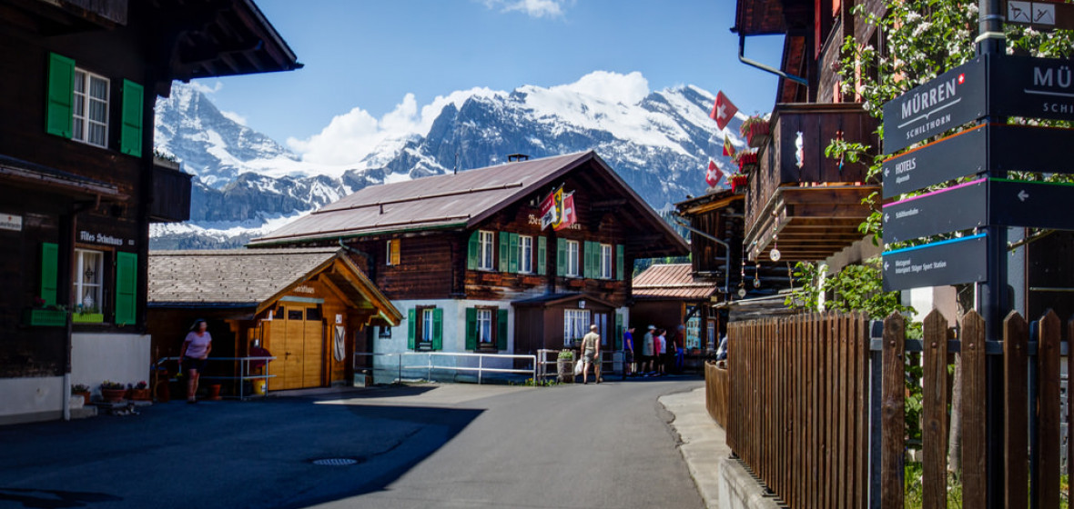 Photo of Murren