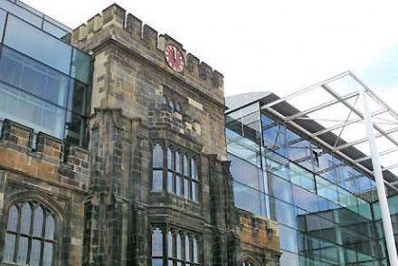 The Glasshouse, Edinburgh