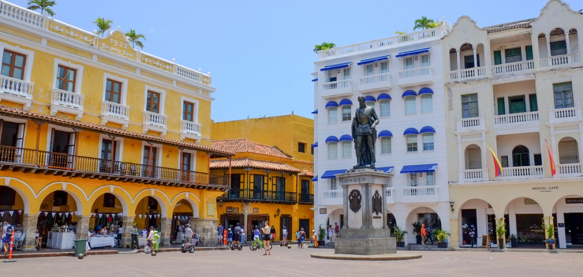 Photo of Cartagena