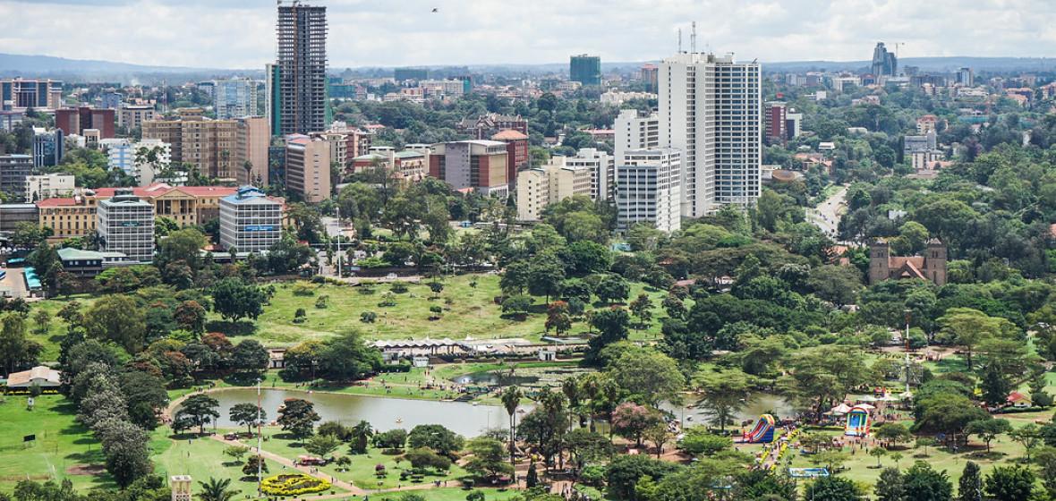 Photo of Nairobi