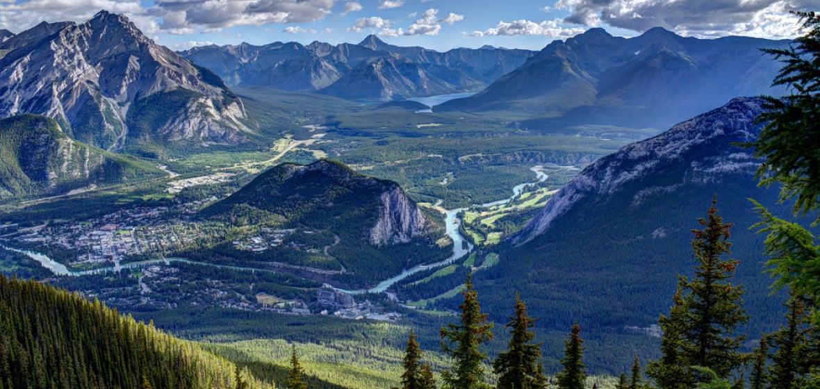 Photo of Banff
