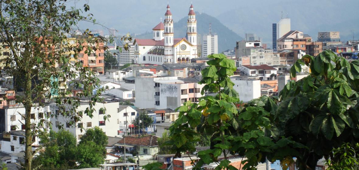 Photo of Manizales