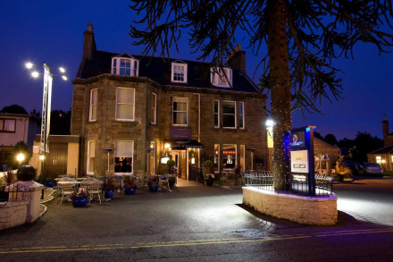Glenmoriston Town House Hotel