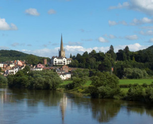 Photo of Ross on Wye
