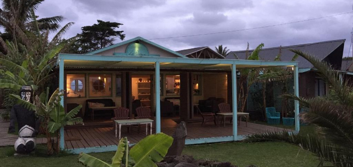 Photo of La Pérouse Rapa Nui