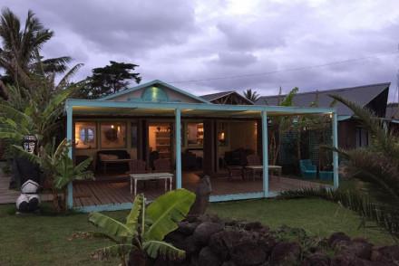 La Pérouse Rapa Nui