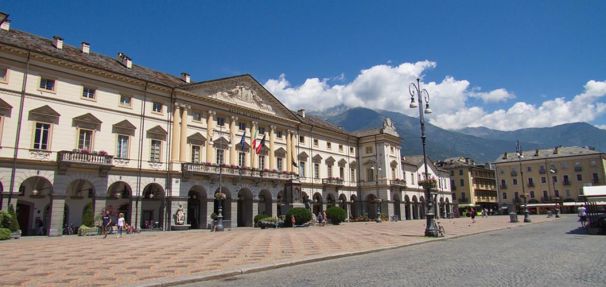 Photo of Aosta