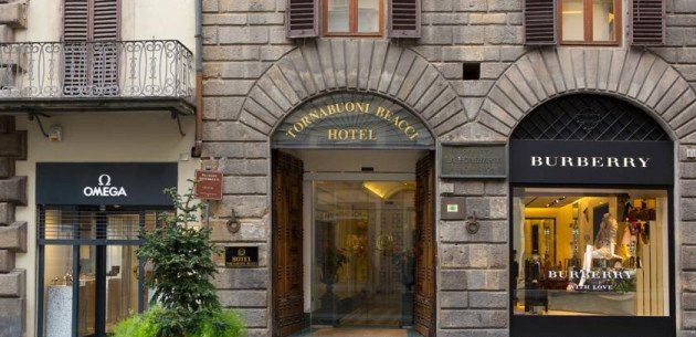 Photo of Hotel Tornabuoni Beacci