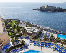 The Best Beach Hotels in Malta