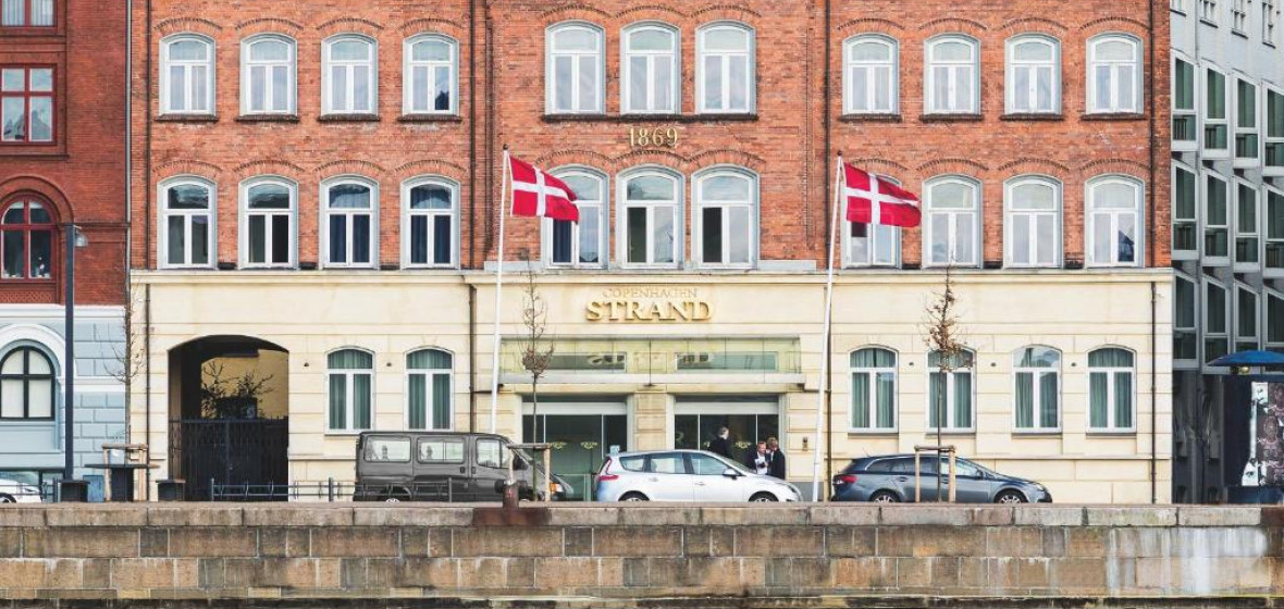 Photo of Copenhagen Strand Hotel