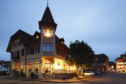 Hotel Restaurant Georges Wenger