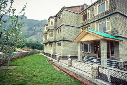The Himalayan Paradise