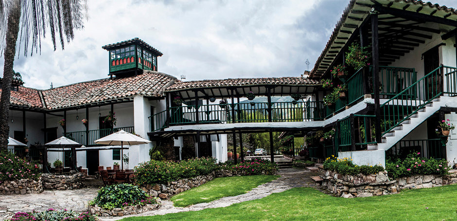 Photo of Hosteria San Luis de Uguenca