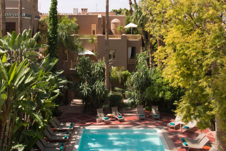 Best places to stay in marrakech morocco the hotel guru for Le jardin de la medina