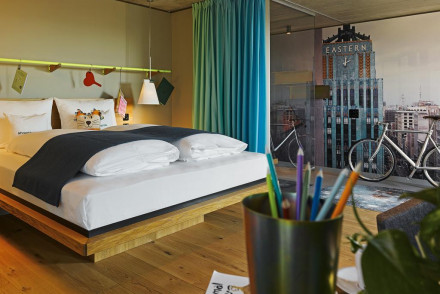 25hours Langstrasse Hotel