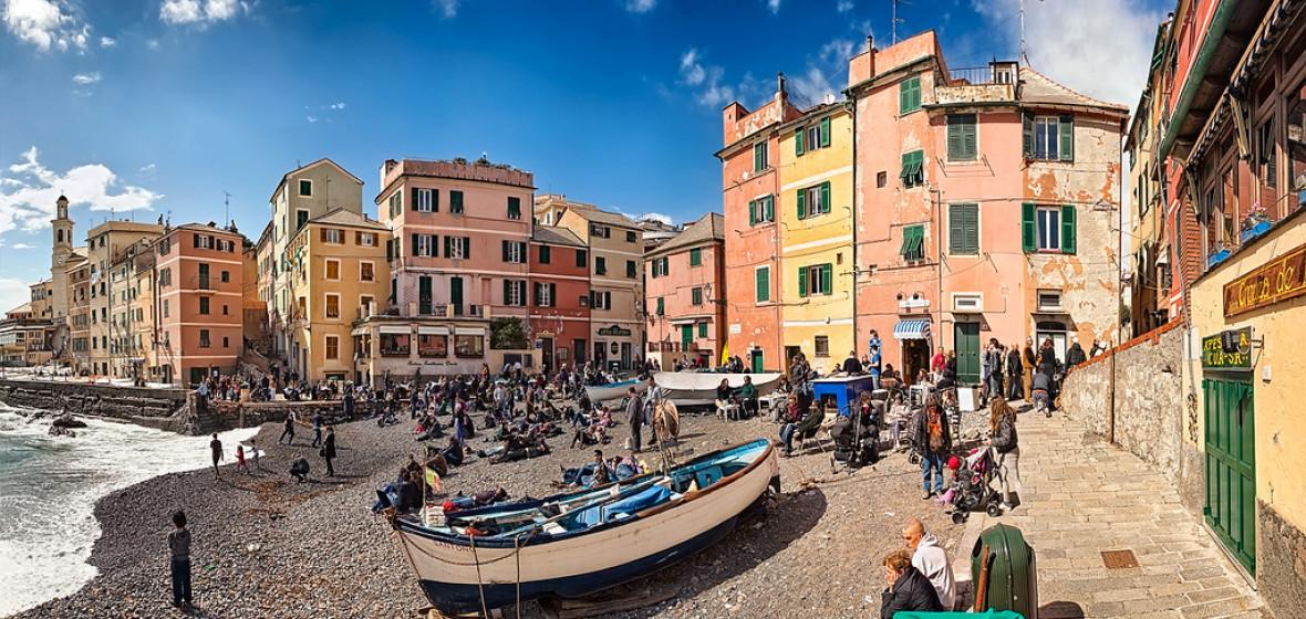 Car Hire Genoa Port