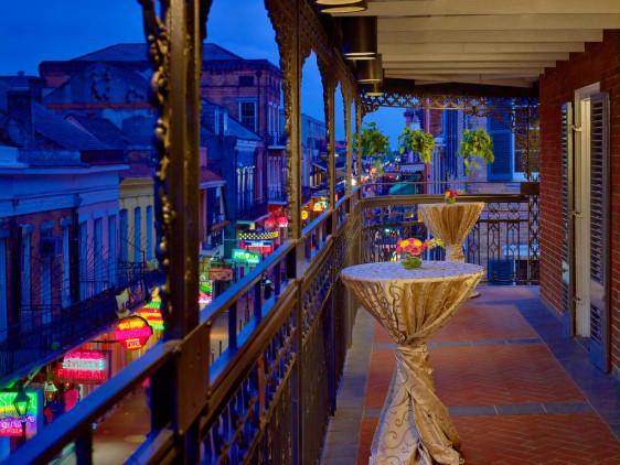 The Best Hotels On Bourbon Street In New Orleans The Hotel Guru