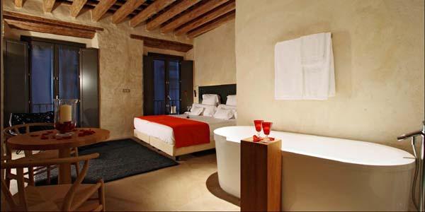 Eme catedral hotel seville spain discover book the - Hotel eme sevilla spa ...