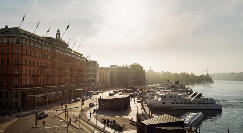 Photo of Grand Hotel, Stockholm