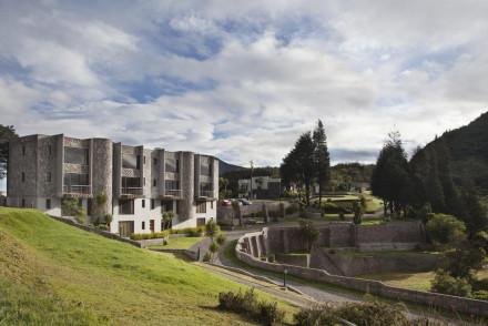 Hotel El Cráter