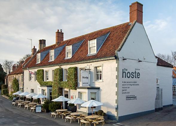 The Hoste