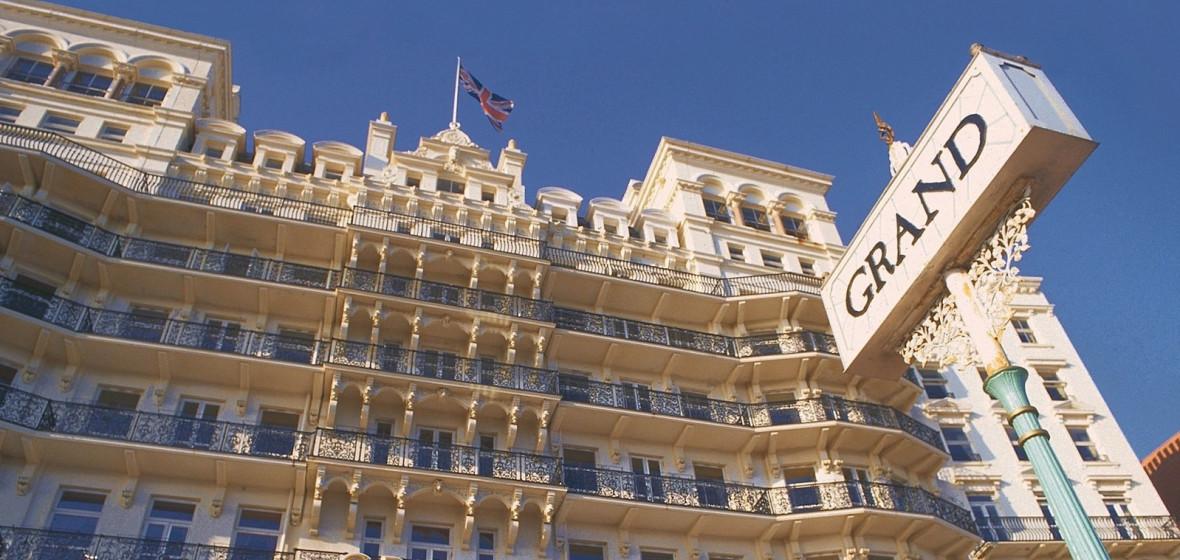Photo of The Grand Hotel, Brighton