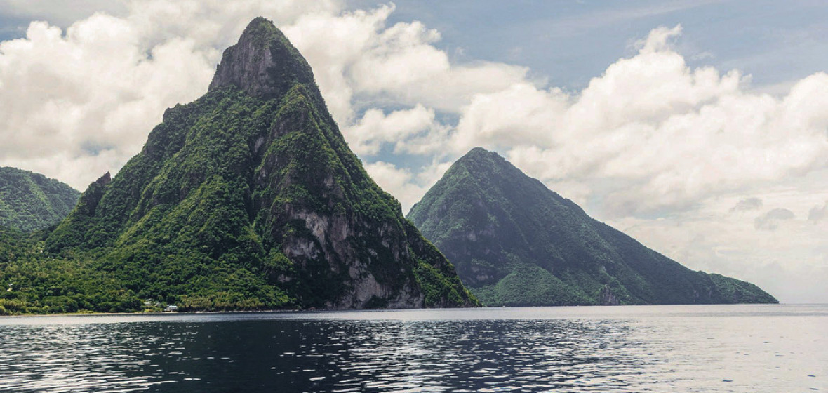 Photo of St Lucia