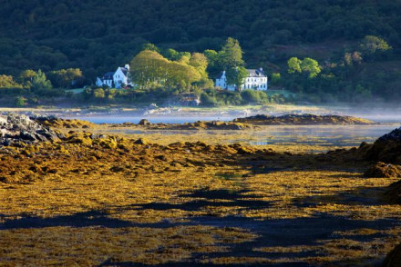 Kinloch Lodge, Skye