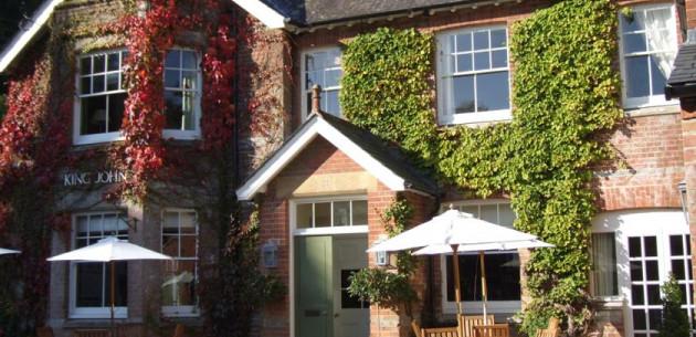 Photo of King John Inn