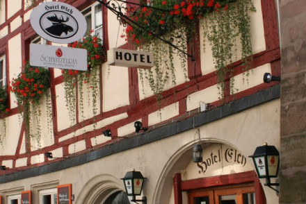 Hotel Elch 12 Rooms From 113 Nuremberg