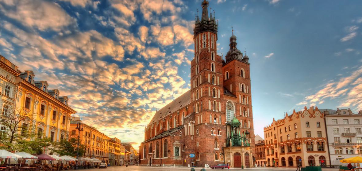 Photo of Kraków