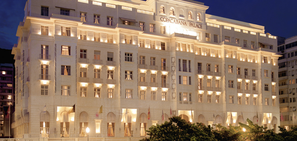 Photo of Copacabana Palace Hotel