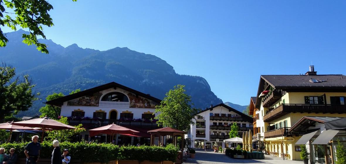 Photo of Garmisch-Partenkirchen