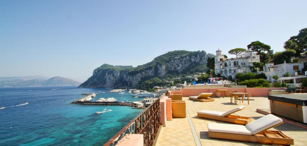 Photo of B&B Capri Inn