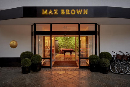 Max Brown Ku'damm