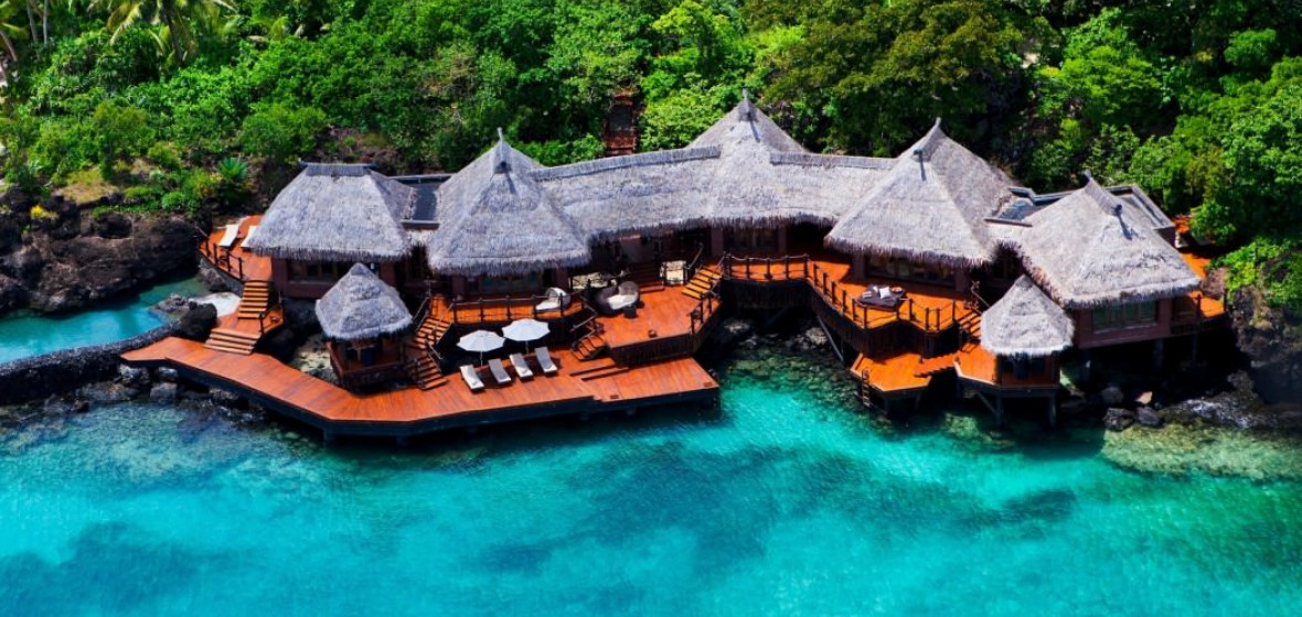 Photo of Laucala Island Resort