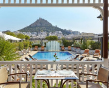 The 12 Best hotels with a rooftop bar in Athens