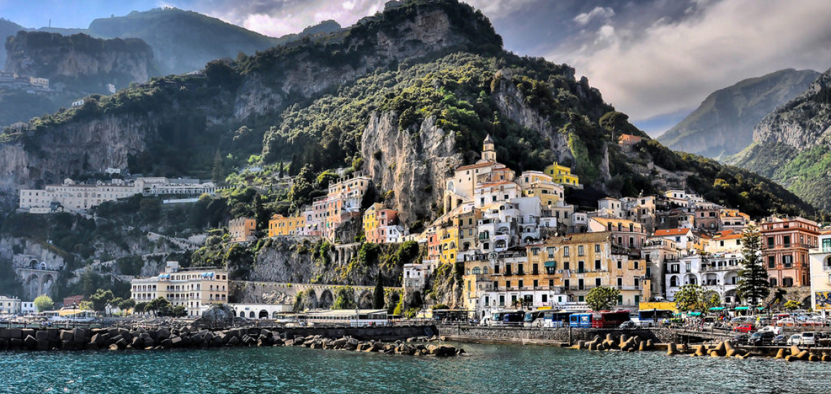 Photo of Amalfi