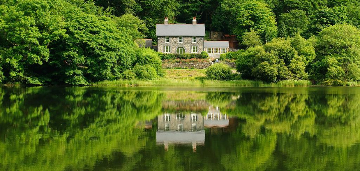 Photo of The Old Rectory on the Lake